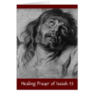 Isaiah 53 Prayer Card