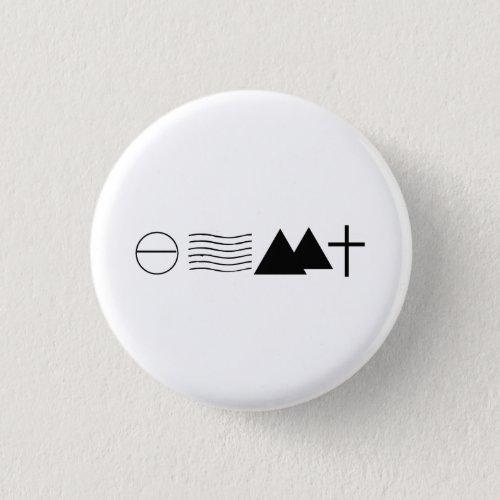 Isaiah 5410 Inspirational Button