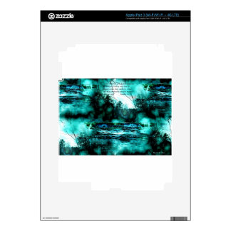 Isaiah 55-1 skin for iPad 3