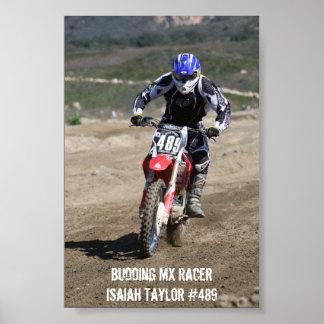 Isaiah Taylor #489 Poster