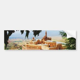 Isak Pasa Palace - Ishak Pasha Sarayi Bumper Sticker