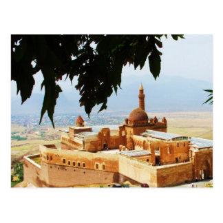 Isak Pasa Palace - Ishak Pasha Sarayi Postcard