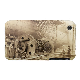Isambard Kingdom Brunel (1806-59) beside the 'Grea Case-Mate iPhone 3 Cases