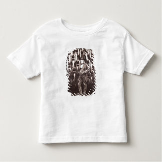 Isambard Kingdom Brunel, standing in front of the Toddler T-shirt