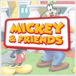 Mickey & Friends Online Shopping