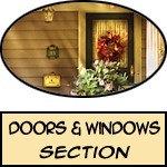 Doors & Windows - Prints, Posters