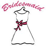 bridesmaids merchandise