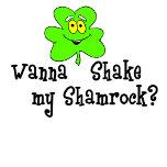 Shamrock T-shirts, Funny Irish T-shirts, Gifts