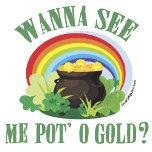 Irish Pot O Gold Shirts, Irish Apparel Gifts