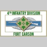 4th Infantry CIB rt