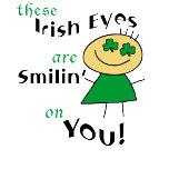 Irish Eyes T-shirts, St. Patrick's Day Gifts