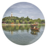 Beihai Park Melamine Plate