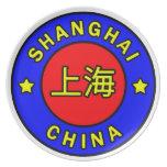 Shanghai China plate