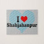 I Love Shahjahanpur, India Jigsaw Puzzle
