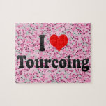 I Love Tourcoing, France Jigsaw Puzzle