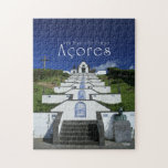 Chapel in Azores Jigsaw Puzzle