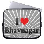 I Love Bhavnagar, India Computer Sleeve