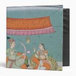 The Lotus Arrow, Bilaspur, c.1750 Binder