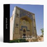 Abu Bakr Kaffal Shashi Mausoleum Photo Book Binder