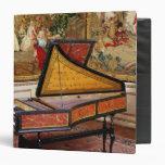 Harpsichord, 1634 binder
