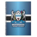 Botswana COA 2 Notebook