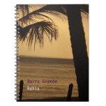 Barra Grande Bahia Notebook