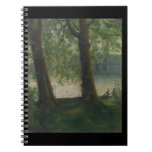 The Thames at Hurlingham Notebook