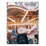 Dreamy Brooklyn NYC Photo Notebook (80 Pages B&W)