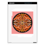 Bacon Mandala Skin For The iPad 2