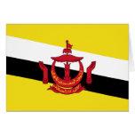 Brunei Flag; Bruneian Card