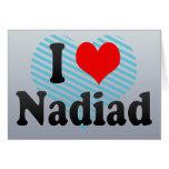 I Love Nadiad, India. Mera Pyar Nadiad, India Card