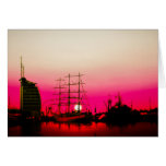 North Sea   Romantic - Bremerhaven Card