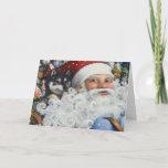 A Christmas Puppy! Card