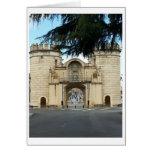 Card Door of Palms Badajoz