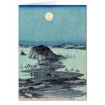 Kanazawa Full Moon 1857 Middle Card