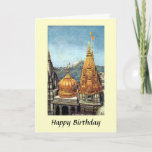 Birthday Card - Benares (Varanasi), India