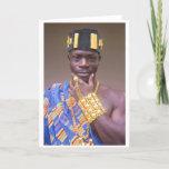 En Afrique, 11/11/2008 # 1 Card