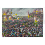 The Battle of Liaojang Russo Japanese War 1904 Card