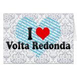 I Love Volta Redonda, Brazil Card
