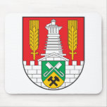 Salzgitter Coat of Arms Mouse Pad