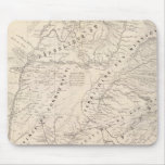 Map, Corrientes Prov, Terr Mission Mouse Pad