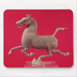 Galloping horse with one Hoof Resting on a Mouse Pad