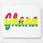 Ghana Mouse Pad