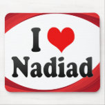 I Love Nadiad, India. Mera Pyar Nadiad, India Mouse Pad