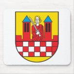 Iserlohn Coat of Arms Mouse Pad
