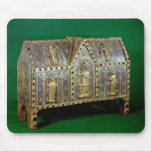 Reliquary chest of St. Calminius, Limoges Mouse Pad