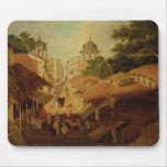Street in Patna, c.1825 (oil on canvas) Mouse Pad
