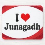 I Love Junagadh, India Mouse Pad