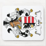 Lage Family Crest Mouse Pad
