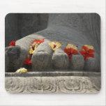India, Mangalore, Karkala. Jains religion Mouse Pad